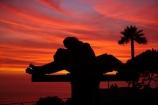art;art-work;art-works;dusk;El-Beso;El-Beso-statue;evening;Latin-America;Lima;Love-Park;Miraflores;night;night_time;nightfall;orange;Pacific-Ocean;palm;palm-tree;palm-trees;palms;Park-del-Amor;Park-of-Love;Peru;pink;public-art;public-art-work;public-art-works;public-sculpture;public-sculptures;Republic-of-Peru;sculpture;sculptures;South-America;statue;statues;Sth-America;sunset;sunsets;The-Kiss;The-Kiss-statue;twilight;Victor-Delfin