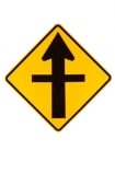 driving;highway;roads;N.Z.;new-zealand;NZ;open-road;open-roads;road-sign;road-signs;sign;signs;transportation;travel;traveling;travelling;warning-sign;warning-signs;yellow;cutout;direction;arrow