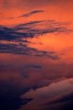Central-Otago;cloud;clouds;dusk;evening;N.Z.;New-Zealand;nightfall;NZ;orange;Otago;S.I.;SI;sky;South-Island;sunset;sunsets;twilight