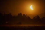 Ashburton;astronomy;crescent-moon;dark;dusk;evening;lunar;moon;moon-surface;moonrise;moons;N.Z.;New-Zealand;night;night-time;night_time;NZ;S.I.;SI;South-Is.;South-Island;space;star-gazing