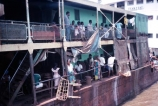 riverboat;person;people;crowd;crowded;trade;trading;trader;traders;river;passenger;passengers;zaire;congo;democratic-republic-of-congo