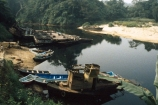 camerouns;cameroon;cameroons;cameroun;West-Africa;africa;african;historic;historical;date;palm;transport;run-down;boats;boats