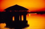 africa;african;africans;black;malawi;malawian;salima-bay;southern-africa;lake-malawi;wheelhouse-bar;wheel-house-bar;reflection;reflections;sunset;sunsets;dusk;color;colors;colours;colour;orange;sky;bar;bars;calm