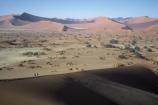 Sossusvlei;Namib_Naukluft-National-Park;national-park;Namibia;Southern-Africa;Africa;African;africa;arid;aridity;barren;barreness;desert;deserts;deserted;empty;wilderness;solitude;sand-dune;dunes;sand_dune;sand_dunes;people;person;natural;nature;hot;remote;landscape;landscapes;desolate;desolation;ecosystem;ecosystems;lone
