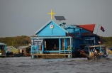 Asia;Cambodia;Cambodian-floating-village;Cambodian-floodplain;Cambodian-village;Catholic;Catholic-Church;Catholic-Churches;Chong-Khneas;Chong-Khneas-Catholic-Church;Chong-Khneas-Floating-Village;Chong-Khnies;Chong-Kneas;Chong-Kneas-Floating-Village;christian;christianity;church;churches;faith;floating-church;floating-churches;floating-home;floating-homes;floating-house;floating-houses;floating-shop;floating-shops;Floating-Village;Floating-Villages;freshwater-lake;freshwater-lakes;Indochina-Peninsula;Kampuchea;Kingdom-of-Cambodia;lake;lakes;Lower-Mekong-Basin;Mekong-Plain;place-of-worship;places-of-worship;religion;religions;religious;Siem-Reap;Siem-Reap-Province;Southeast-Asia;Tonle-Sap;Tonle-Sap-Lake;Tonlé-Sap;Tonlé-Sap-Lake;UNESCO-Biosphere-Reserve