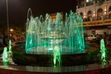 Asia;Asian;colored-lights;coloured-lights;dark;dusk;evening;fountain;fountains;Hanoi;light;lighting;lights;night;night-time;night_time;South-East-Asia;Southeast-Asia;twilight;Vietnam;Vietnamese;water-feature;water-features