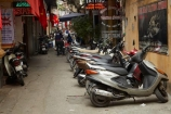 alley;alleys;alleyway;alleyways;Asia;back-street;back-streets;backstreet;backstreets;bike;bikes;Hanoi;Hanoi-Old-Quarter;lane;lanes;laneway;laneways;motorbike;motorbikes;motorcycle;motorcycles;motorscooter;motorscooters;Old-Quarter;park;parked;parking;row;rows;scooter;scooters;South-East-Asia;Southeast-Asia;step_through;step_throughs;street;street-scene;street-scenes;streets;Vietnam;Vietnamese