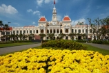 Asia;Asian;building;buildings;cities;city;District-1;District-One;floral;flower;flower-bed;flower-beds;flower-garden;flower-gardens;flowerbed;flowerbeds;flowers;H.C.M.-City;H-Chí-Minh;HCM;HCM-City;heritage;historic;historic-building;historic-buildings;historical;historical-building;historical-buildings;history;Ho-Chi-Minh;Ho-Chi-Minh-City;Ho-Chi-Minh-City-Hall;Ho-Chi-Minh-City-Peoples-Committee-Head-office;Hotel-de-Ville;Hotel-de-Ville-de-Saigon;Hôtel-de-Ville;Hôtel-de-Ville-de-Saïgon;old;Peoples-Committee-Building;Peoples-Committee-Headquarters;Peoples-Committee-HQ;Saigon;Saigon-City-Hall;South-East-Asia;Southeast-Asia;tradition;traditional;Vietnam;Vietnamese;yellow;yellow-flowers