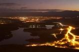 A.C.T.;ACT;Australia;Australian-Capital-Territory;Black-Mountain;Canberra;Canberra-City;capital;capitals;city;dark;dusk;evening;Glenloch-Interchange;lake;Lake-BG;Lake-Burley-Griffin;lakes;light;lights;night;night-time;night_time;Telstra-Tower;twilight;water