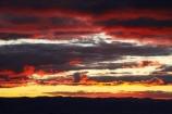 A.C.T.;ACT;Australia;Australian-Capital-Territory;Canberra;capital;capitals;cloud;clouds;dusk;evening;nightfall;orange;sky;sunset;sunsets;twilight
