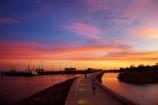 Australasian;Australia;Australian;breakwater;breakwaters;Darwin;Darwin-Harbor;Darwin-Harbour;Darwin-Waterfront;Darwin-Waterfront-Precinct;dusk;evening;Fort-Hill-Wharf;groyne;groynes;mole;moles;N.T.;nightfall;Northern-Territory;NT;orange;Port-Darwin;recreation-lagoon;sea-wall;sea-walls;seawall;seawalls;sky;Stokes-Hill-Wharf;sunset;sunsets;Top-End;twilight