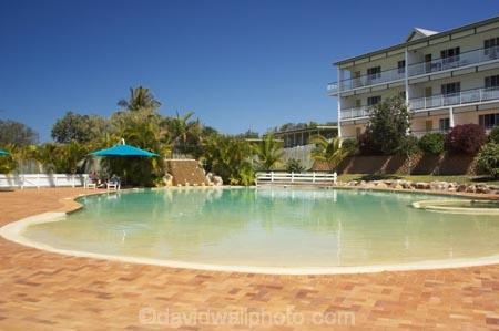 Accomodation Australasia Australia Australian Eurong Beach Resort