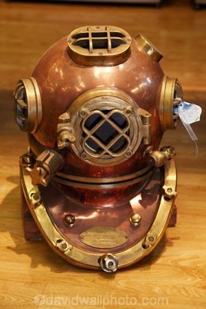 Vintage Diving Helmet Broome Kimberley Region Western
