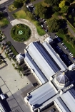 aerial;aerials;architecture;australasia;Australia;australian;building;buildings;Carlton-Gardens;Exhibition-Building;fountain;fountains;Historic;historical;history;Melbourne;old;Victoria