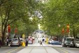 australasia;Australia;australian;avenue;avenues;cities;city;Melbourne;pedestrian;pedestrians;street-scene;street-scenes;tramline;tramlines;Victoria