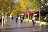 al-fresco;alfresco;Austalia;australasia;australian;avenue;cafe;cafes;casino;casinos;crown-towers-casino;Melbourne;pedestrian;pedestrians;people;restaurant;restaurants;Southbank;trees;Victoria;walk;walking;Yarra-Promenade