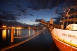 1903;Alma-Doepel;Australasian;Australia;Australian;dark;evening;Hastings-River;heritage;historic;historical;history;light;lights;Mid-North-Coast;Mid-North-Coast-NSW;Mid-North-Nsw;Mid-Northern-NSW;N.S.W.;New-South-Wales;night;night-time;night_time;NSW;old;Port-Macquarie;schooner;schooners;Tall-Ship;Tall-Ships;three_masted-topsail-schooner;topsail-schooner;topsail-schooners;tradition;traditional