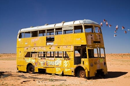 abandon;abandoned;Australasia;Australia;Australian;Australian-Desert;Australian-Deserts;Australian-Outback;back-country;backcountry;backwoods;Bollards-Lagoon-Road;broken-down;broken_down;bus;buses;castaway;character;country;countryside;derelict;dereliction;desert;deserted;Deserts;desolate;desolation;destruction;double-decker-bus;double-decker-buses;double_decker-bus;double_decker-buses;doubledecker-bus;doubledecker-buses;gallah;gallahs;geographic;geography;graffiti;neglect;neglected;old;old-fashioned;old_fashioned;Outback;red-centre;remote;remoteness;ruin;ruins;run-down;rural;rustic;rusting;S.A.;SA;South-Australia;Strezlecki-Track;Strezleki-Track;Strzelecki-Track;vandalised;vandalism;vintage;wilderness;yellow