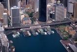 passenger;Ferry;ferries;Terminal;Circular;Quay;Sydney;Australia;aerial;aerials;commute;commuters;boat;boats;transport;transportation;water;sydney-cove;cove;office;offices;skyscraper;skyscrapers;cbd;c.b.d.;city;cities