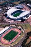Staduim;Sydney;Australia;aerial;aerials;stadia;stadiums;football;sport;sports;rugby;rugby-league;league;olympic;olympics;olympic-staduim;telstra;telstra-stadium;homebush;home-bush;olympic-park;stadium-australia;olympic-games;2000-olympics;athletics