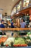 kebabs;kebab;stall;stalls;food-hall;food;eat;turkish;turk;cafe;shopping-mall;mall;malls;darling;harbour;harbor;sydney;australia;serve;serving;salad;cuisine;takeaway;take_away;take-away