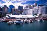 Wharf;Darling;Harbour;Sydney;Australia;harbor;harbors;harbours;waterfront;flag;flags;restaurants;restaurant;cafe;cafes;tourism;tourists;ferry;ferries;passenger;passengers;cruise;tour;tours;boat;boats;aquarium;aquariums;office;offices;cbd;c.b.d.