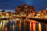 accommodation;Australasian;Australia;Australian;calm;dark;dusk;evening;Hobart;Hobart-Waterfront;hotel;Hotel-Grand-Chancellor;hotels;Island-of-Tasmania;light;lighting;lights;night;night-time;night_time;placid;quiet;reflection;reflections;serene;smooth;State-of-Tasmania;still;Sullivans-Cove;Tas;Tasmania;tranquil;twilight;Victoria-Dock;Victoria-Docks;water;waterfront;wharf;wharfs;wharves