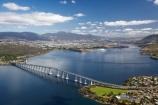aerial;aerial-photo;aerial-photograph;aerial-photographs;aerial-photography;aerial-photos;aerial-view;aerial-views;aerials;Australasian;Australia;Australian;bridge;bridges;Derwent-River;Hobart;Island-of-Tasmania;Queens-Domain;River-Derwent;State-of-Tasmania;Tas;Tasman-Bridge;Tasmania