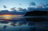 Australasian;Australia;Australian;Bass-Strait;beach;beaches;break-of-day;calm;Circular-Head;coast;coastal;coastline;dawn;dawning;daybreak;first-light;Godfreys-Beach;Island-of-Tasmania;morning;North-Western-Tasmania;North-WestTasmania;Northern-Tasmania;Northwestern-Tasmania;NorthwestTasmania;ocean;oceans;placid;quiet;reflection;reflections;sand;sandy;serene;shore;shoreline;smooth;Stanley;Stanley-Peninsula;State-of-Tasmania;still;sunrise;sunrises;sunup;Tas;Tasmania;The-North;The-Nut;tranquil;twilight;water