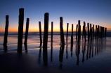 break-of-day;calm;coast;coastal;coastline;coastlines;coasts;dawn;dawning;daybreak;Dunedin;first-light;heritage;historic;historical;history;jetties;jetty;morning;N.Z.;New-Zealand;NZ;ocean;oceans;old;Old-Pier-Piles;orange;Otago;Pacific-Ocean;pier;piers;pile;piles;placid;post;posts;quiet;reflection;reflections;S.I.;Saint-Clair-Beach;Saint-Clair-Esplanade;sea;seas;serene;shore;shoreline;shorelines;shores;SI;silhouette;silhouettes;smooth;South-Is;South-Is.;South-Island;St-Clair;St-Clair-Beach;St-Clair-Esplanade;St.-Clair-Beach;St.Clair;St.Clair-Esplanade;still;sunrise;sunrises;sunup;The-Esplanade;tradition;traditional;tranquil;twilight;vertical;water;waterside;wharf;wharfes;wharves