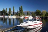 Bluegum-Point;boat;boats;calm;calmness;cruise;cruises;Fiordland;harbor;harbors;harbour;harbours;hull;hulls;lake;Lake-Te-Anau;lakes;launch;launches;marina;marinas;maverick;N.Z.;New-Zealand;NZ;peaceful;peacefulness;pleasure-boat;pleasure-boats;reflection;reflections;S.I.;SI;South-Island;Southland;still;stillness;Te-Anau;tranquil;tranquility;water;yacht;yachts