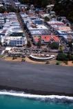 coast;coastal;coastline;shore;shoreline;beach;beaches;black-sand;sea;ocean;pacific;hawke-bay;waves;wave;marine-parade