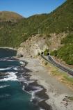 aerial;aerial-photo;aerial-photography;aerial-photos;aerial-view;aerial-views;aerials;coast;coastal;coastline;coastlines;coasts;driving;highway;highways;Kaikoura;Kaikoura-Coast-Road;Marlborough;N.Z.;New-Zealand;NZ;ocean;open-road;open-roads;Raramai-Tunnel;Raramai-Tunnels;road;road-trip;road-tunnel;road-tunnels;roads;rugged;S.I.;sea;Seaward-Kaikoura-Range;Seaward-Kaikoura-Ranges;shore;shoreline;shorelines;shores;SI;South-Island;State-Highway-1;State-Highway-one;transport;transportation;travel;traveling;travelling;trip;tunnel;tunnels;water