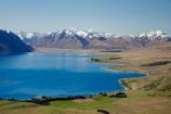 aerial;aerial-photo;aerial-photography;aerial-photos;aerials;air-to-air;Canterbury;Hall-Range;lake;Lake-Tekapo;lakes;Mackenzie-Country;Mistaske-Peak;N.Z.;New-Zealand;NZ;Sibbald-Range;South-Canterbury;South-Island;water