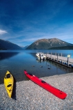 aqua;beach;beaches;blue;boat;boats;bush;clear;color;colors;colour;colours;green;jetties;jetty;kayak;kayaking;kayaks;lake;Lake-Rotoiti;lakes;national-parks;nelson-lakes;Nelson-Lakes-National-Park;peace;peaceful;peacefulness;people;person;pier;piers;pure;red;see_through;tranquil;tranquility;water;wharf;wharves;yellow