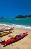 coast;coastal;coastline;shore;shoreline;shore-line;coast-line;sea;water;kayak;kayaks;kayaking;island;islands;bush;tranquil;tranquility;peaceful;peace;peacefulness;beach;beaches;sand;colour;colours;color;colors;yellow;blue;green;aqua;paddle;paddles;paddling