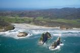 aerial;aerial-photo;aerial-photograph;aerial-photographs;aerial-photography;aerial-photos;aerial-view;aerial-views;aerials;Archway-Islands;beach;beaches;coast;coastal;coastline;coastlines;coasts;geological;geology;N.Z.;Nelson-Region;New-Zealand;North-West-Coast;Northern-West-Coast;NZ;ocean;oceans;rock-formation;rock-formations;S.I.;sand;sandstone;sandy;sea;seas;shore;shoreline;shorelines;shores;SI;South-Is.;South-Island;stone;surf;Tasman-Sea;water;wave;waves;Wharariki-Beach