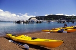beach;beached;beaches;boat;boats;color;colour;harbor;harbour;kayak;kayaking;kayaks;paddle;shore;shoreline;water;yellow