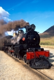 train;steam;trains;historic;historical;rail;carriage;smoke;old;cow-catcher;wheels;tourism;tourist;tourists;excursion;boiler;coal;railway;track;tracks