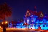 Bath-House;Bay-of-Plenty-Region;building;buildings;car;car-lights;cars;dark;dusk;evening;Government-Gardens;heritage;historic;historic-building;historic-buildings;historical;historical-building;historical-buildings;history;light;light-trails;lighting;lights;long-exposure;N.I.;N.Z.;New-Zealand;NI;night;night-time;night_time;North-Is;North-Island;Nth-Is;NZ;old;palm;palm-tree;palm-trees;Rotorua;Rotorua-Museum;tail-light;tail-lights;tail_light;tail_lights;time-exposure;time-exposures;time_exposure;tradition;traditional;traffic;twilight