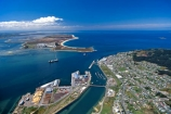 harbour;harbours;harbor;harbors;port;ports;wharf;wharves;wharfs;dock;docks;dockside;southern;south;foveaux;strait;tiwai;point;aluminium;smelter;comalco;invercargill;industry;industrial;aerials