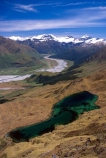mountain;mountains;aerial;aerials;valley;valleys;river;rivers