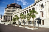 beehive;building;buildings;cabbage;cabinet;capital;capitals;columns;government;governments;historic;historical;member;members;minister;mp;mps;parliament;prime;tree;trees;wellington
