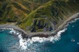 4wd-track;4wd-tracks;aerial;aerial-image;aerial-images;aerial-photo;aerial-photograph;aerial-photographs;aerial-photography;aerial-photos;aerial-view;aerial-views;aerials;coast;coastal;coastline;coastlines;coasts;Cook-Strait;Four-wheel-drive-track;Four-wheel-drive-tracks;N.I.;N.Z.;New-Zealand;NI;North-Is;North-Island;NZ;Red-Rocks;sea;seas;shore;shoreline;shorelines;shores;Sinclair-Head;Southcoast-Marine-Reserve;Te-Kopahou-Reserve;water;Wellington;Wellington-South-Coast