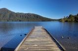 Hans-Bay;Hans-Island;jetties;jetty;lake;Lake-Kaniere;lakes;N.Z.;New-Zealand;NZ;pier;piers;S.I.;SI;South-Is.;South-Island;water;waterside;Wesl-Coast;Westland