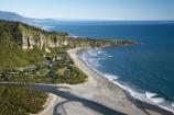 aerial;aerial-photo;aerial-photograph;aerial-photographs;aerial-photography;aerial-photos;aerial-view;aerial-views;aerials;bach;bachs;beach;beaches;bluff;bluffs;cliff;cliffs;coast;coastal;coastline;coastlines;coasts;crib;cribs;holiday-home;holiday-homes;holiday-house;holiday-houses;N.Z.;national-park;national-parks;New-Zealand;NZ;ocean;oceans;Paparoa-National-Park;Pororari-River;Pororari-River-Gorge;Punakaiki;Punakaiki-Beach-Camp;Punakaiki-Camp-Ground;Punakaiki-Camp-Grounds;Punakaiki-Campground;Punakaiki-Campgrounds;Punakaiki-Camping-Ground;Punakaiki-Camping-Grounds;Punakaiki-Holiday-Park;S.I.;sand;sandy;sea;seas;shore;shoreline;shorelines;shores;SI;South-Island;State-Highway-6;State-Highway-Six;steep;surf;Tasman-Sea;water;wave;waves;West-Coast;Westland