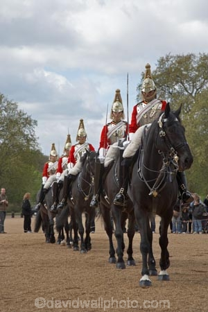 British Household Cavalry (Life Guards Regiment), Changing