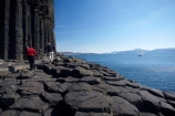 Argyll-and-Bute;basalt-column;basalt-columns;basalt-formation;basalt-formations;basaltic-lava;Britain;columnar-basalt;columnar-jointed-basalt;extrusive-volcanic-rock;formations;G.B.;GB;geological;geology;Great-Britain;hexagonal-basalt-columns;hexagonally-jointed-basalt-columns;Highlands;Inner-Hebrides;Island-of-Mull;Island-of-Staffa;Isle-of-Mull;Isle-of-Staffa;lava-column;lava-columns;Mull;Mull-Island;National-Nature-Reserve;people;person;polygonal;rock;rock-column;rock-columns;rock-formation;rock-formations;rock-outcrop;rock-outcrops;rocks;Scotland;Scottish-Highlands;Stafa;Staffa;Staffa-Island;stone;tourism;tourist;tourists;U.K.;UK;United-Kingdom;volcanic-column;volcanic-columns;volcanic-formation;volcanic-formations;volcanic-rock