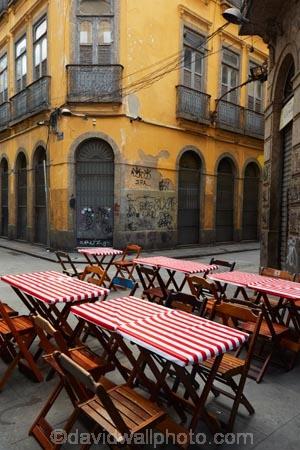 balcony bar and cafe Tables At Boteco Casual Restaurant In Historic Narrow