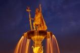 Cusco;Cuzco;dark;dusk;evening;fountain;fountains;golden-statue;Inca-fountain;Inca-King;Inca-statue;Inca-statues;Latin-America;light;lighting;lights;Manco-Capac-Fountain;Manco-Capec-statue;night;night-time;night_time;Ninth-Inca;Pachacutec;Pachacuti;Parade-Square;Peru;plaza;Plaza-de-Armas;Plaza-Mayor;Plaza-Mayor-del-Cusco;Plaza-Mayor-del-Cuzco;plazas;Republic-of-Peru;South-America;Square-of-the-Warrior;statue;statues;Sth-America;tourism;travel;twilight;UN-world-heritage-area;UN-world-heritage-site;UNESCO-World-Heritage-area;UNESCO-World-Heritage-Site;united-nations-world-heritage-area;united-nations-world-heritage-site;water-feature;water-features;Weapons-Square;world-heritage;world-heritage-area;world-heritage-areas;World-Heritage-Park;World-Heritage-site;World-Heritage-Sites